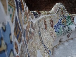 Mosaico Bagno Napoli