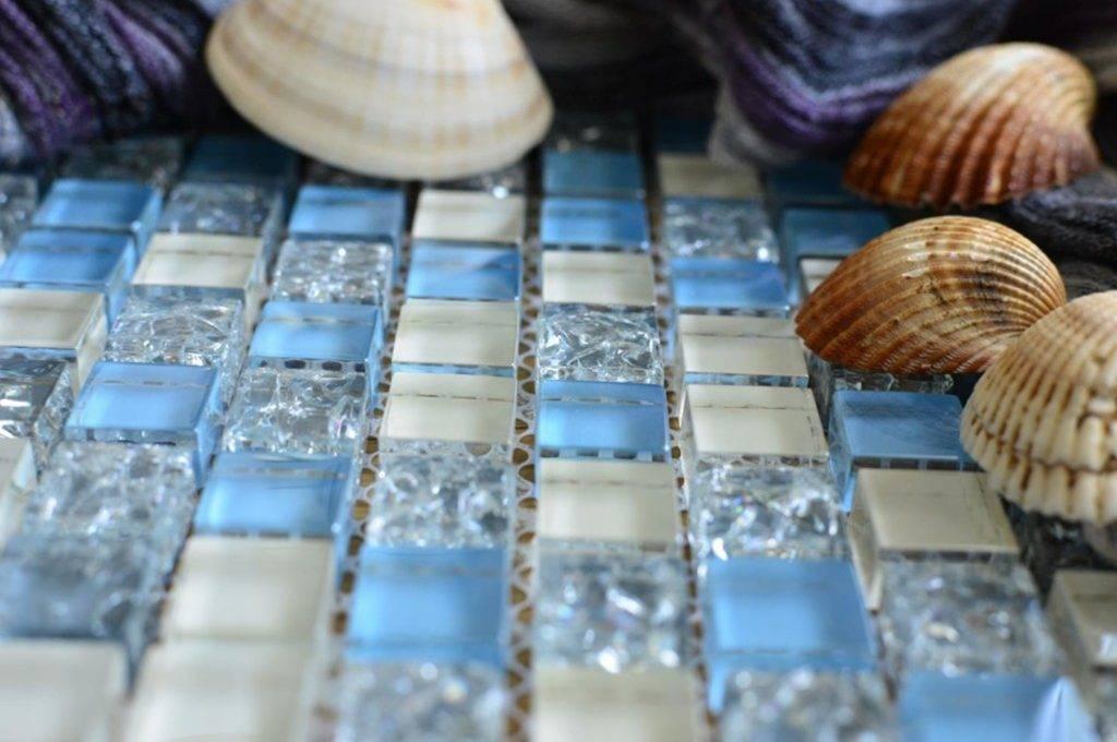 Mosaico Bagno Carbonia