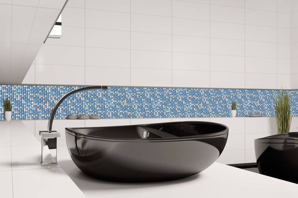 Mosaico bagno milano mosaico bagno