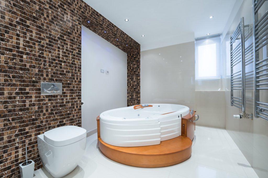 Bagno con mosaico roma mosaico bagno
