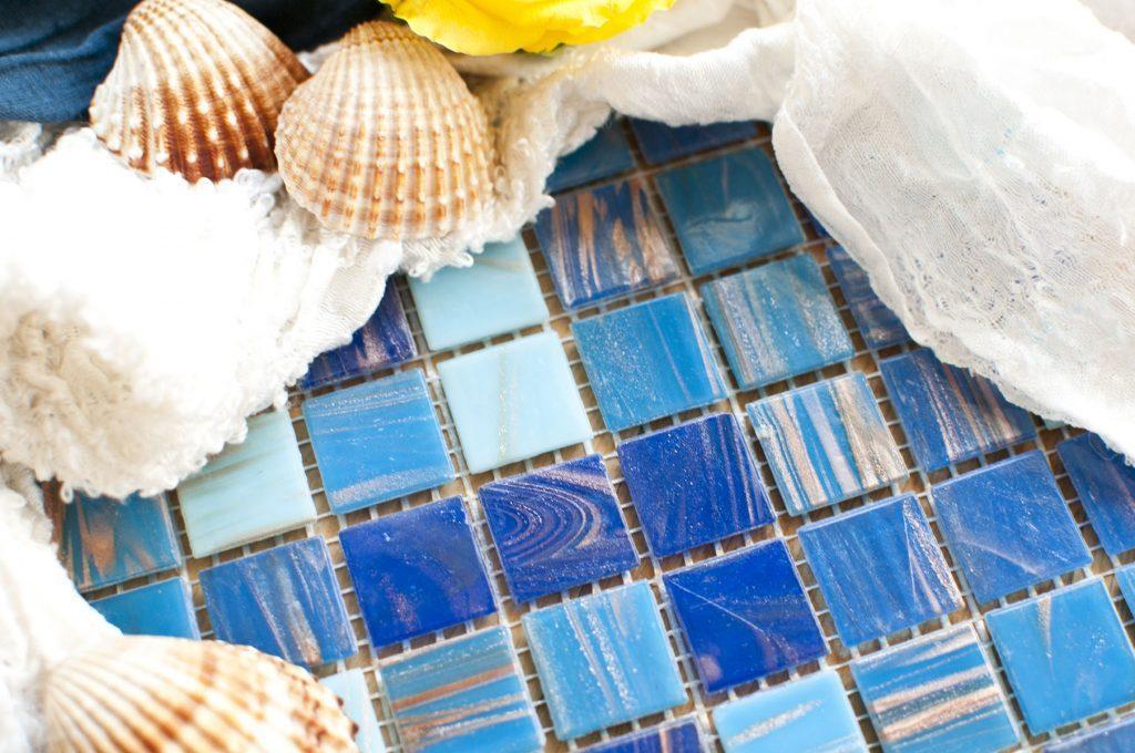 Mosaico Bagno Roma